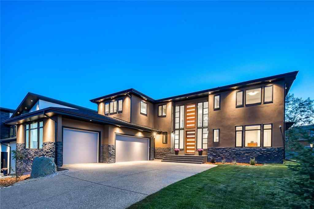 MLS® # C4294526 - 40 ELVEDEN Bay SW in Springbank Hill Calgary, Residential Open Houses