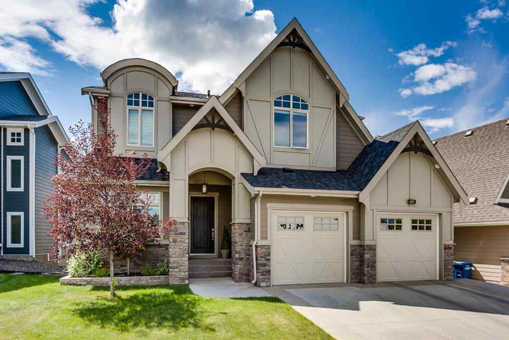MLS® # C4295783 - 645 Coopers Crescent SW in Coopers Crossing Airdrie, Residential Open Houses