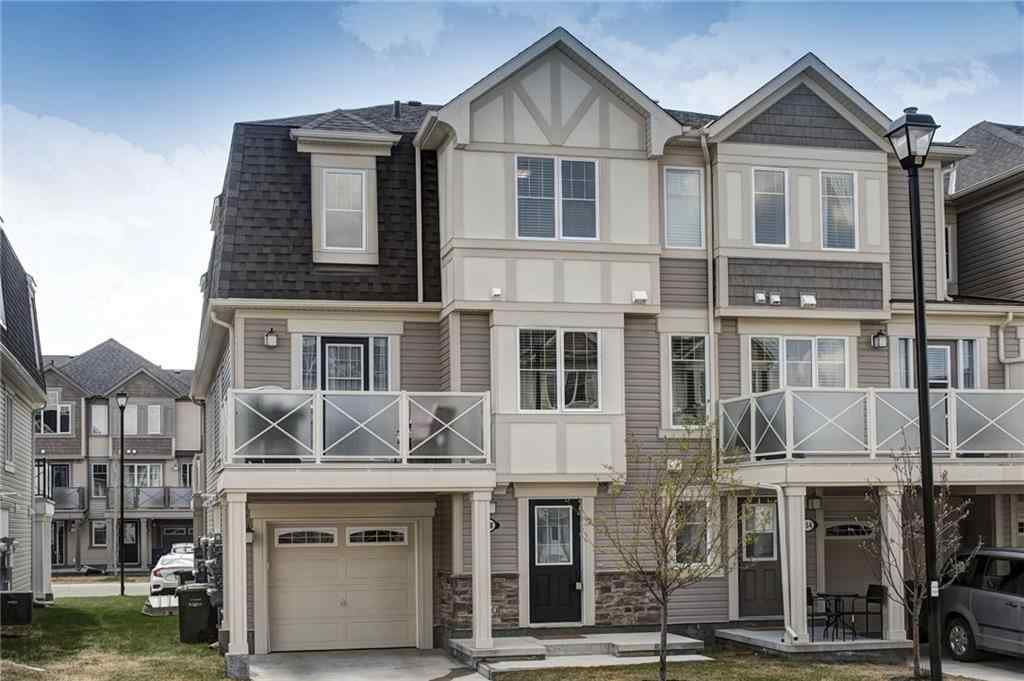 MLS® # C4295967 - 158 WINDSTONE Mews SW in Windsong Airdrie, Residential Open Houses