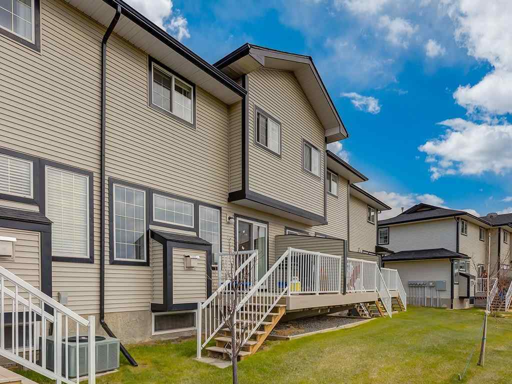 MLS® #C4296120 - Unit #9 12 SILVER CREEK Boulevard NW in Silver Creek Airdrie, Residential Open Houses