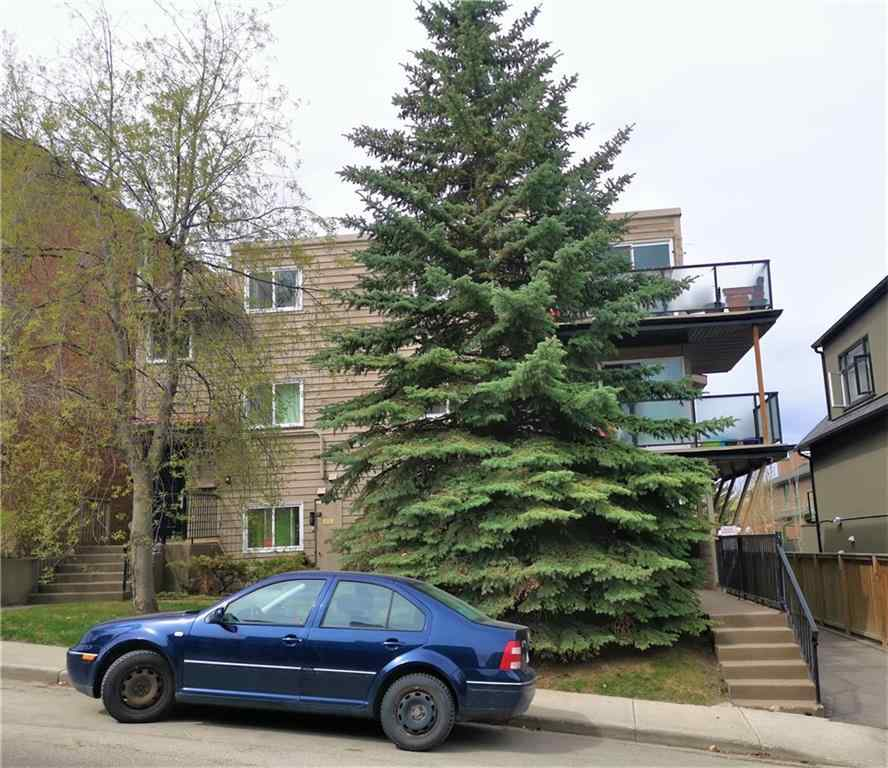 MLS® # C4296794 - Unit #2 2415 14A Street SW in Bankview Calgary, Residential Open Houses