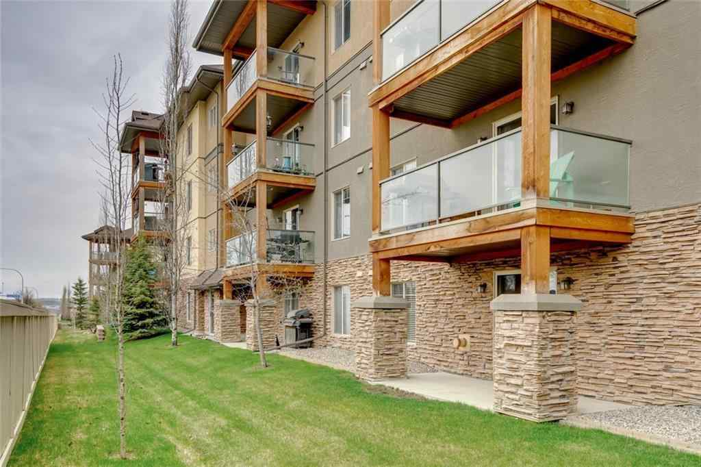 MLS® #C4297320 - Unit #2106 92 Crystal Shores Road  in Crystal Shores Okotoks, Residential Open Houses
