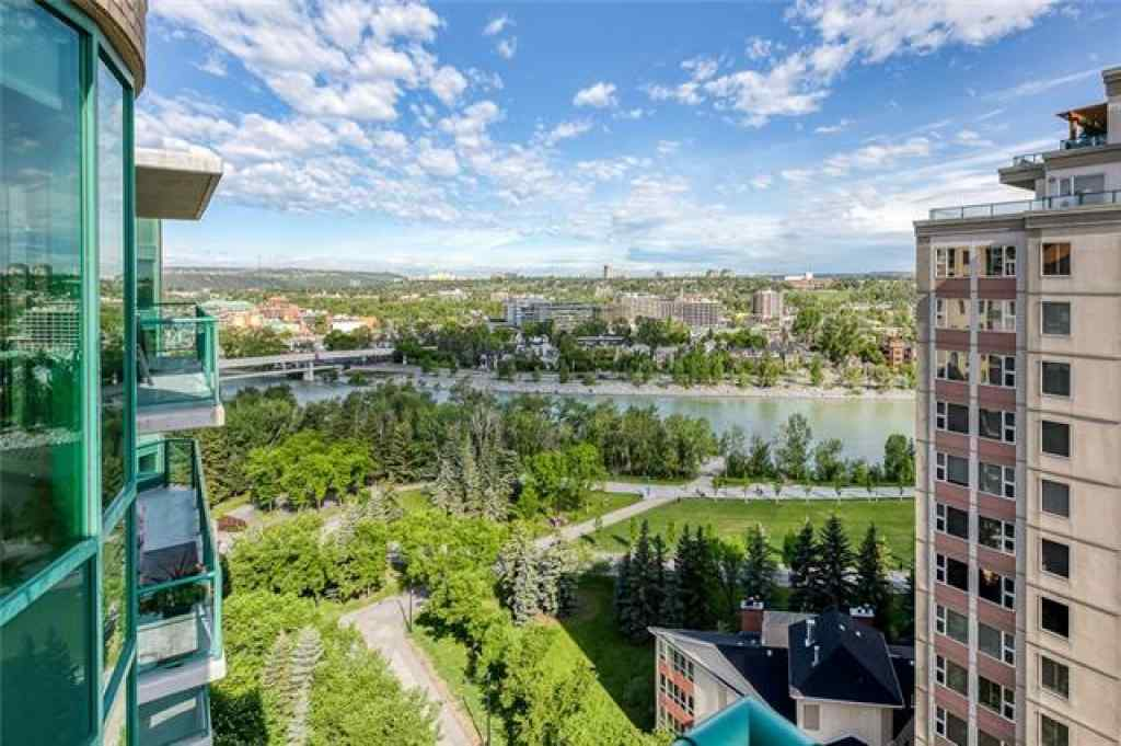 MLS® #C4297748 - Unit #1501 801 2 Avenue SW in Eau Claire Calgary, Residential Open Houses