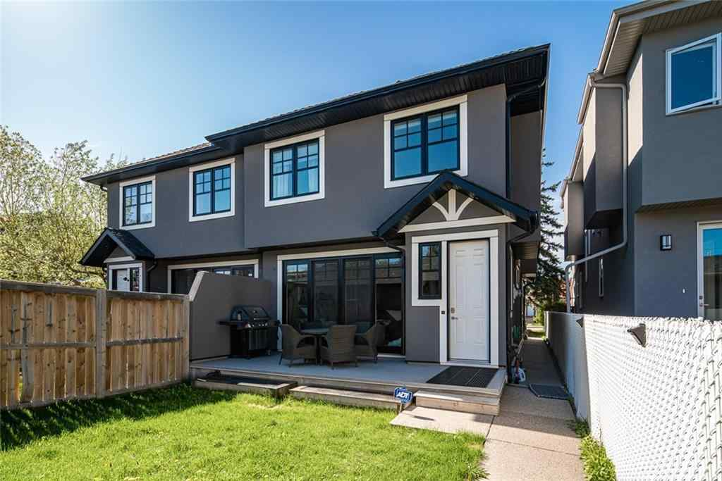 MLS® # C4299347 - 2634 3 Avenue NW in West Hillhurst Calgary, Residential Open Houses