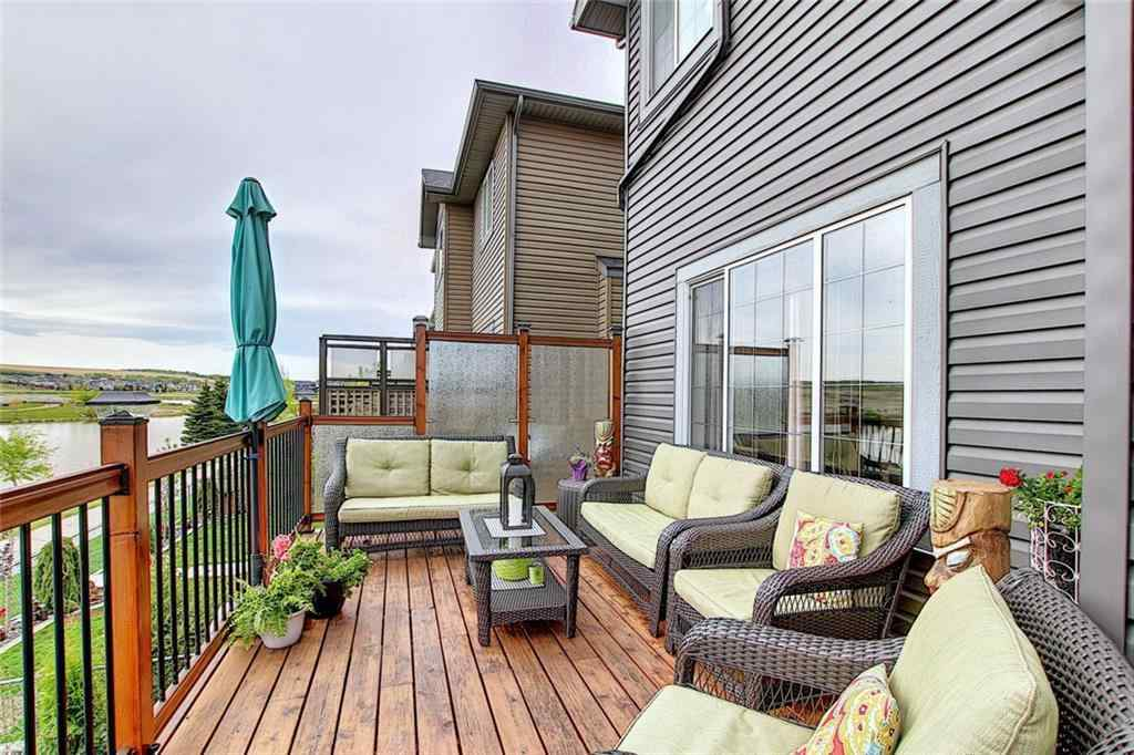 MLS® #C4299512 - 1105 CHANNELSIDE Drive SW in Canals Airdrie, Residential Open Houses