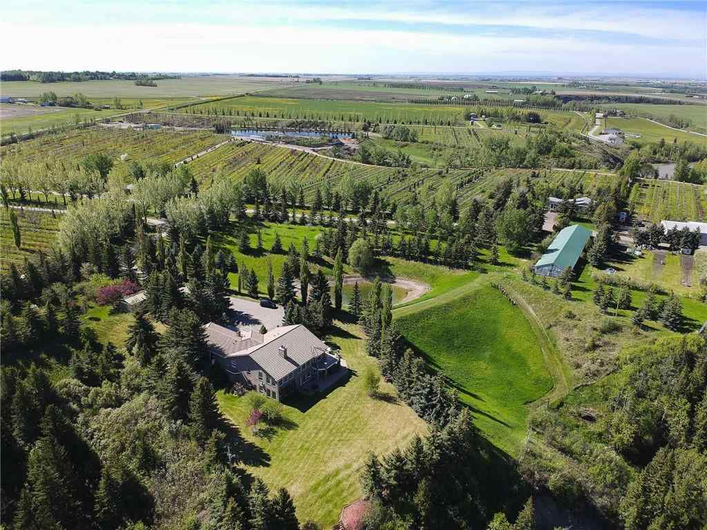 MLS® #C4299907 - 354205 112 Street E in NONE Aldersyde, Agri-Business Open Houses