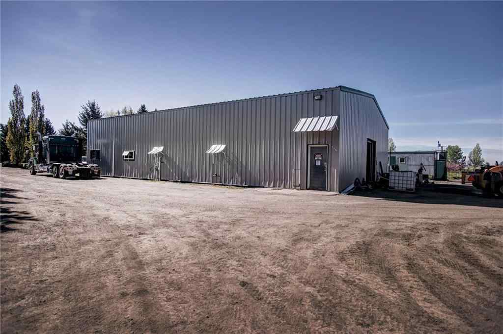 MLS® # C4299907 - 354205 112 Street E in NONE Aldersyde, Agri-Business Open Houses
