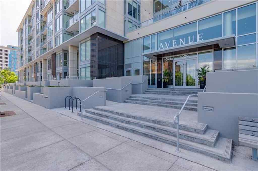 MLS® #C4301704 - Unit #2106 1025 5 Avenue SW in Downtown West End Calgary, Residential Open Houses