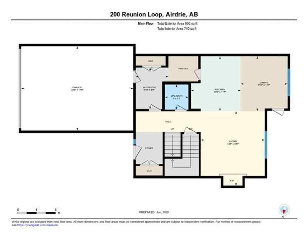 MLS® # C4302060 - 200 Reunion Loop  in Reunion Airdrie, Residential Open Houses