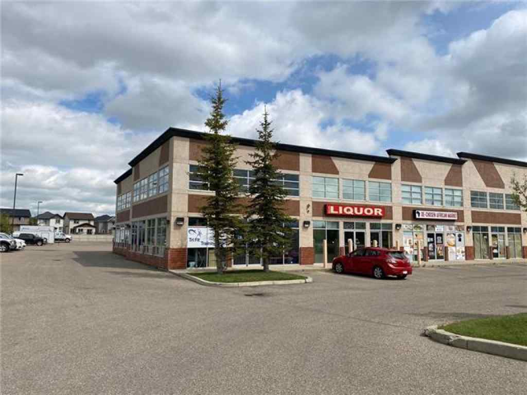 MLS® #C4302341 - Unit #201 2914 KINGSVIEW Boulevard SE in Kingsview Industrial Park Airdrie, Commercial Open Houses