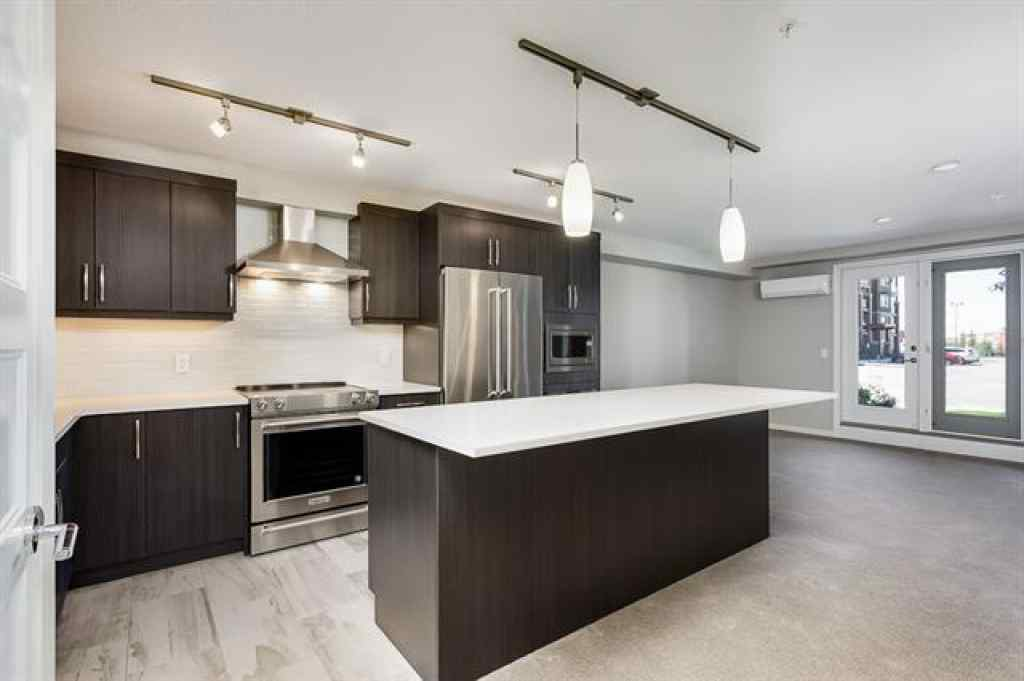 MLS® # C4302521 - Unit #1101 10 MARKET Boulevard SE in Kings Heights Airdrie, Residential Open Houses