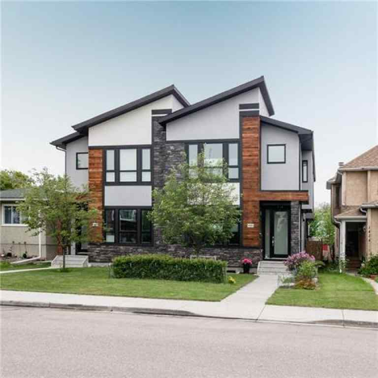 MLS® #C4302744 - 1426A 18 Avenue NW in Capitol Hill Calgary, Residential Open Houses