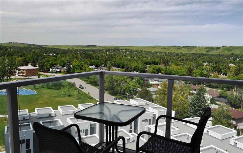 MLS® # C4303350 - Unit #812 10 BRENTWOOD Common NW in Brentwood Calgary, Residential Open Houses
