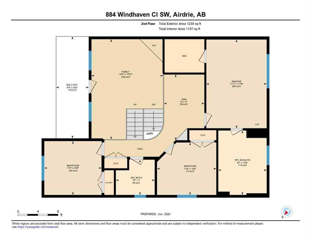 MLS® # C4303582 - 884 WINDHAVEN Close SW in Windsong Airdrie, Residential Open Houses