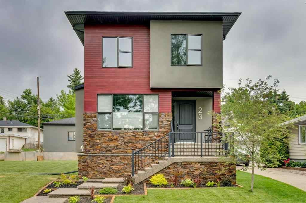 MLS® #C4303599 - 23 HUNTER Street NW in Highwood Calgary, Residential Open Houses