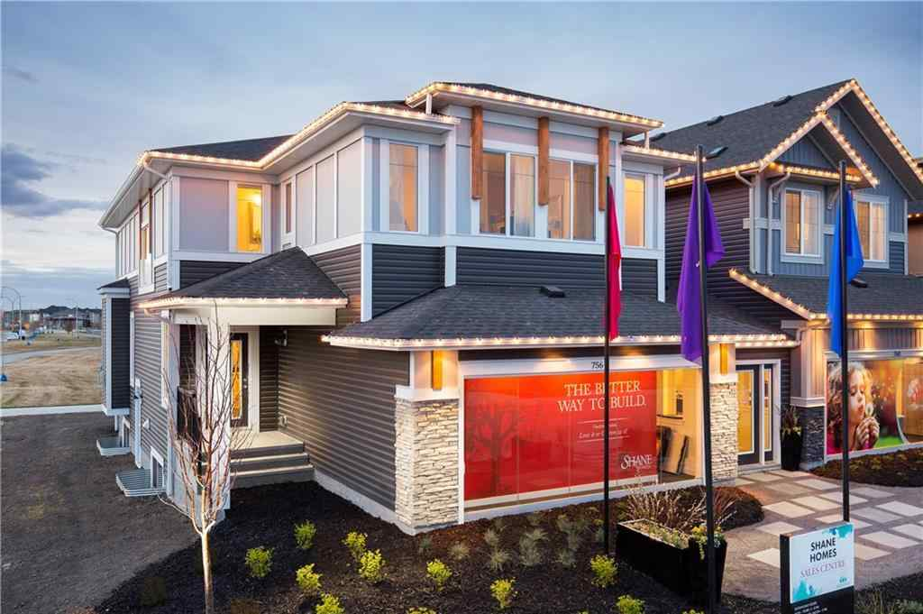 MLS® # C4303618 - 756 MIDTOWN Drive SW in Midtown Airdrie, Residential Open Houses