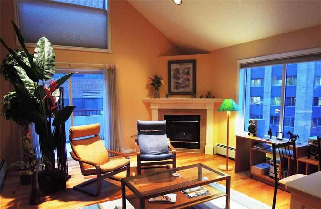 MLS® # C4305277 - Unit #503 777 3 Avenue SW in Eau Claire Calgary, Residential Open Houses