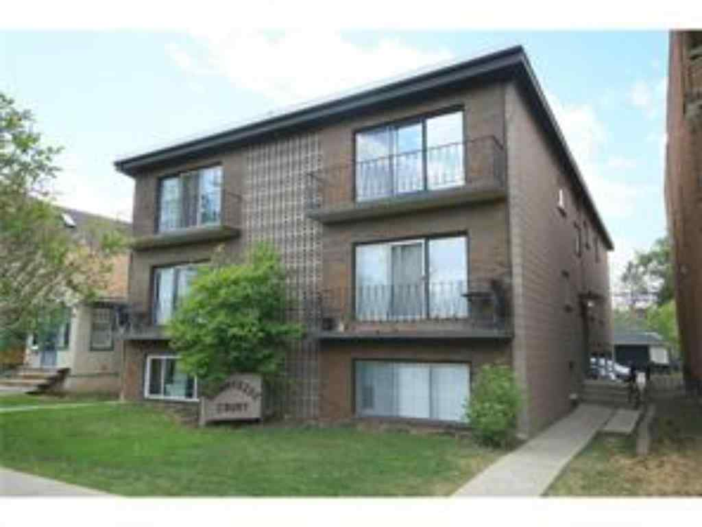 MLS® # C4305638 - Unit #1 916 3 Avenue NW in Sunnyside Calgary, Residential Open Houses