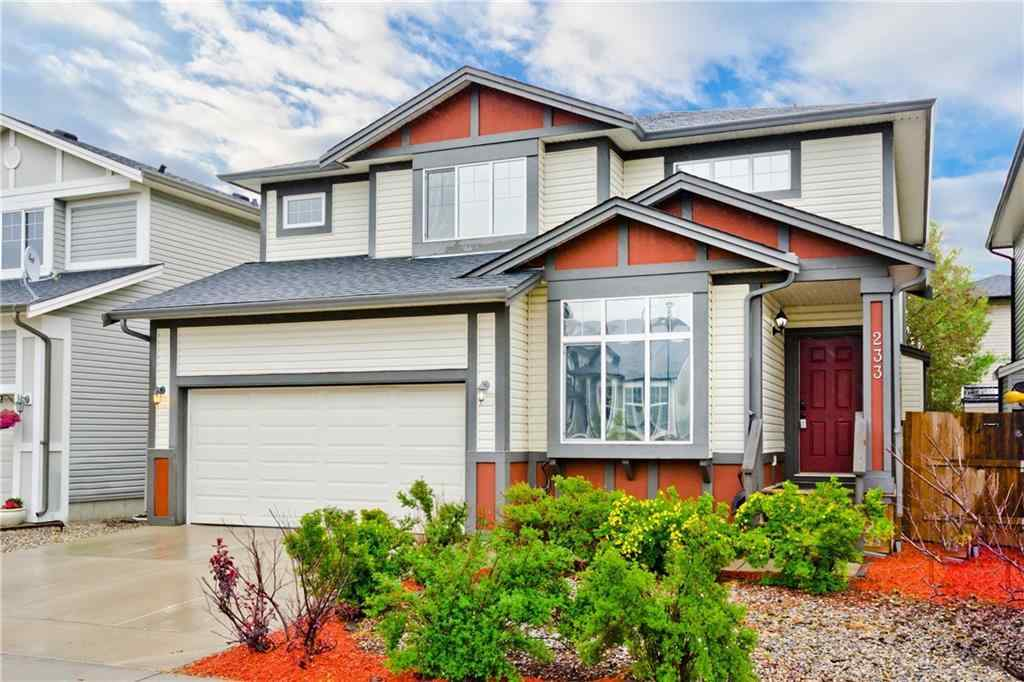 MLS® #C4305708 - 233 LUXSTONE Road SW in Luxstone Airdrie, Residential Open Houses