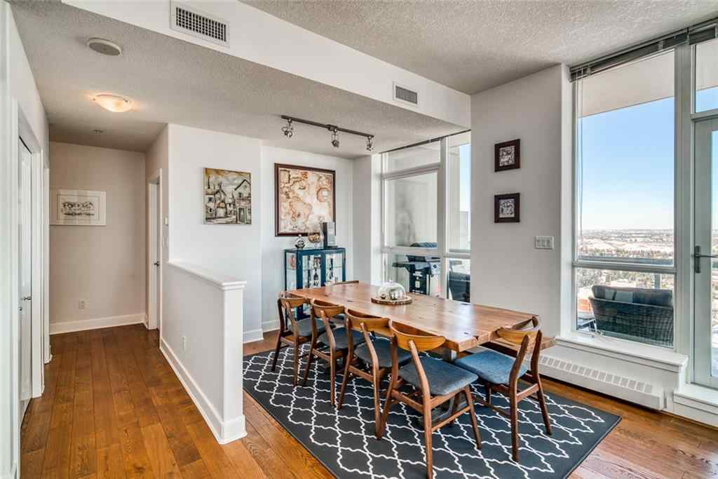 MLS® # C4306119 - Unit #2406 77 SPRUCE Place SW in Spruce Cliff Calgary, Residential Open Houses