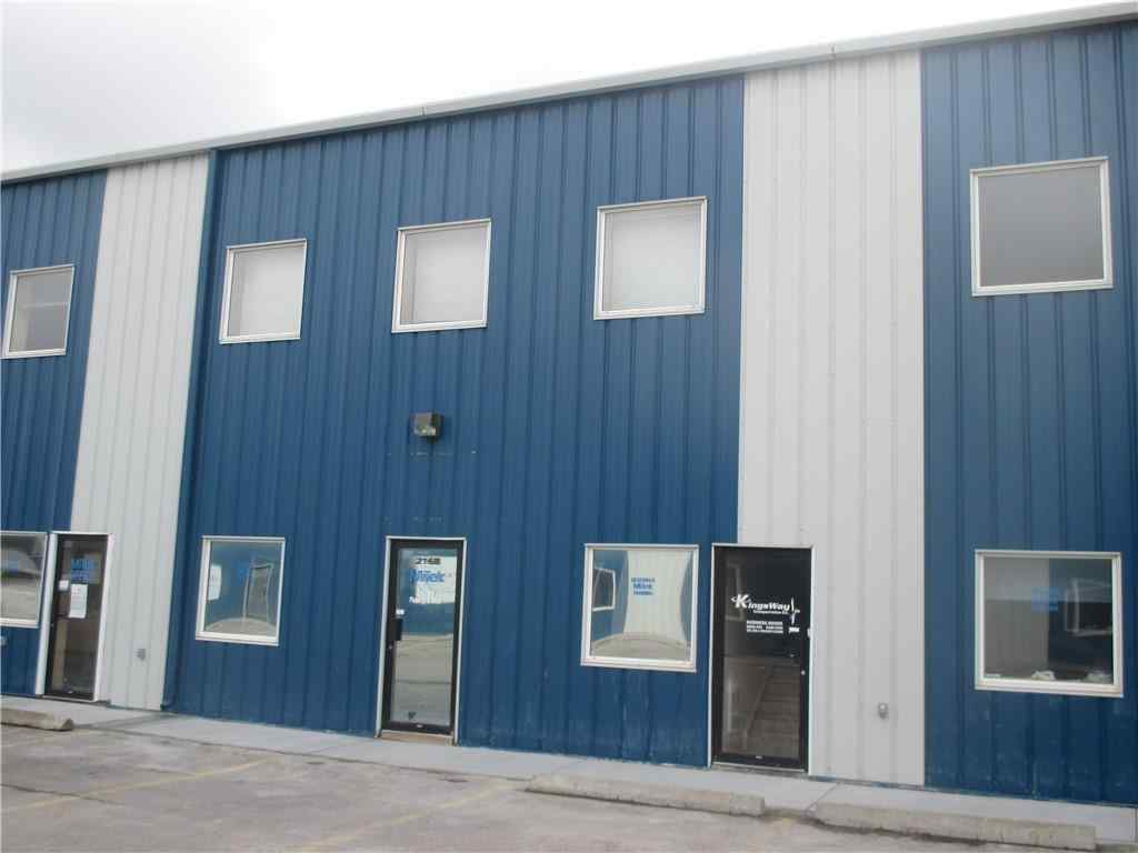 MLS® #C4306283 - Unit #2168 8800 Venture Avenue SE in Shepard Industrial Calgary, Commercial Open Houses
