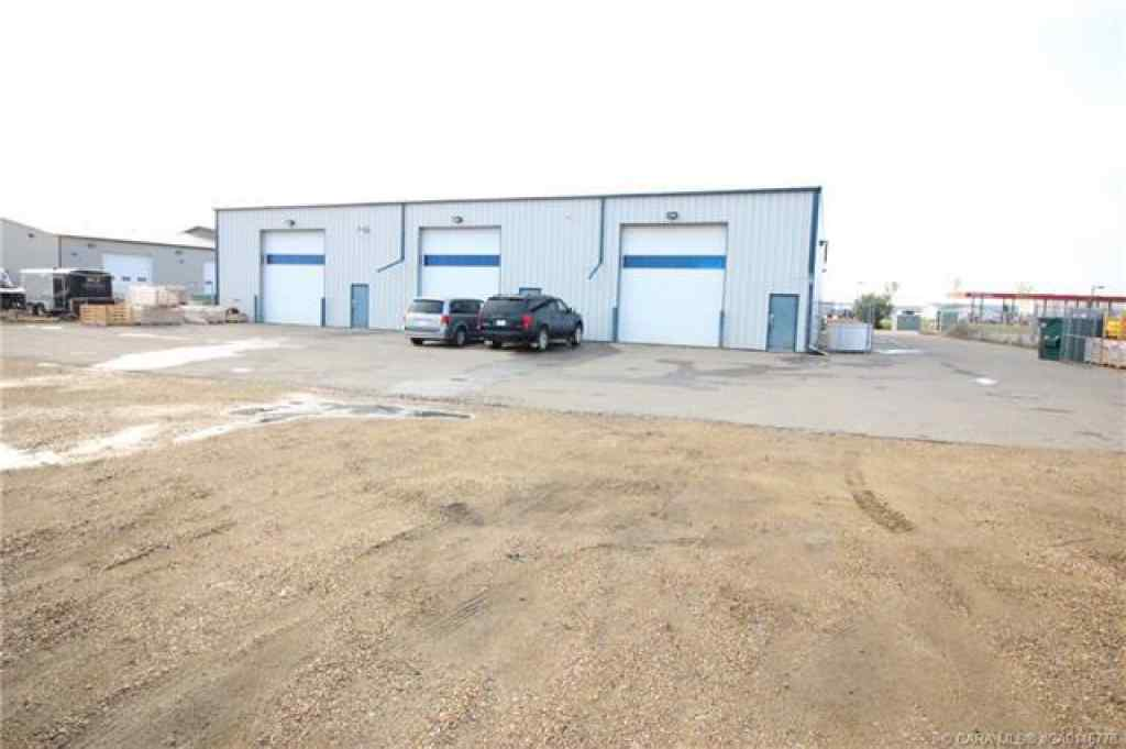MLS® # CA0146778 - Unit #1, 2 & 3 4415 36 Street  in Mohler Industrial Camrose, Commercial Open Houses