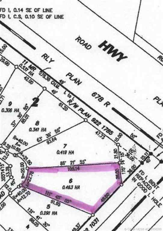 MLS® #CA0158399 - Lot 6 44 Avenue Close  in  Alix, Land Open Houses
