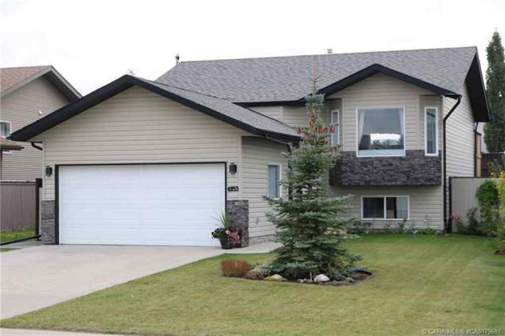 MLS® # CA0179681 - 4853 Westbrooke Road  in Harvest Meadows Blackfalds, Residential Open Houses