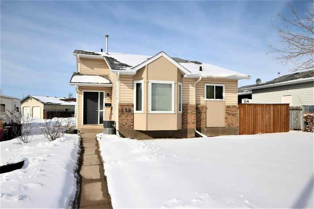 MLS® # CA0183760 - 238 Westridge Drive  in Harvest Meadows Blackfalds, Residential Open Houses