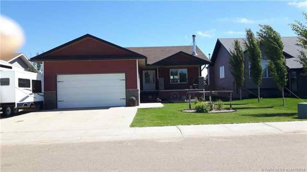 MLS® # CA0193014 - 5205 56 Avenue  in  Bashaw, Residential Open Houses