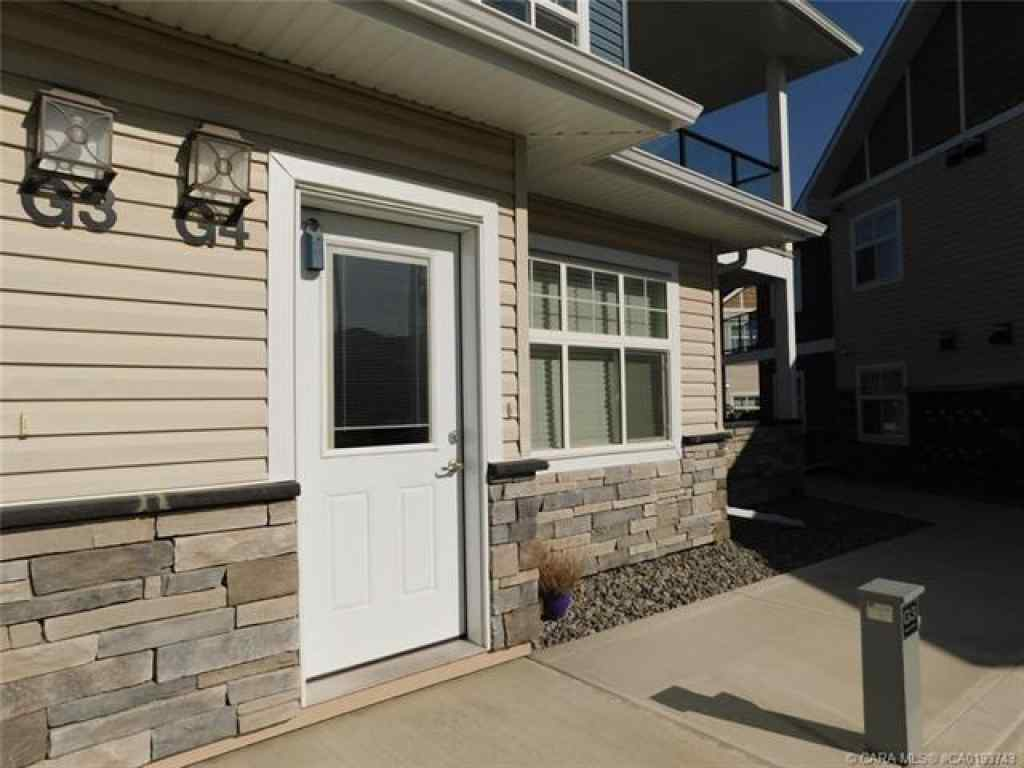 MLS® #CA0193743 - Unit #G4 5300 Vista Trail  in Valley Ridge Blackfalds, Residential Open Houses