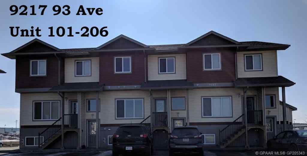 MLS® # GP205343 - 9201 93A Street  in  Grande Prairie, Commercial Open Houses
