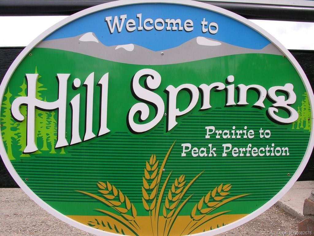 MLS® #LD0082678 - 114North 1 West  in  Hill Spring, Residential SF Open Houses