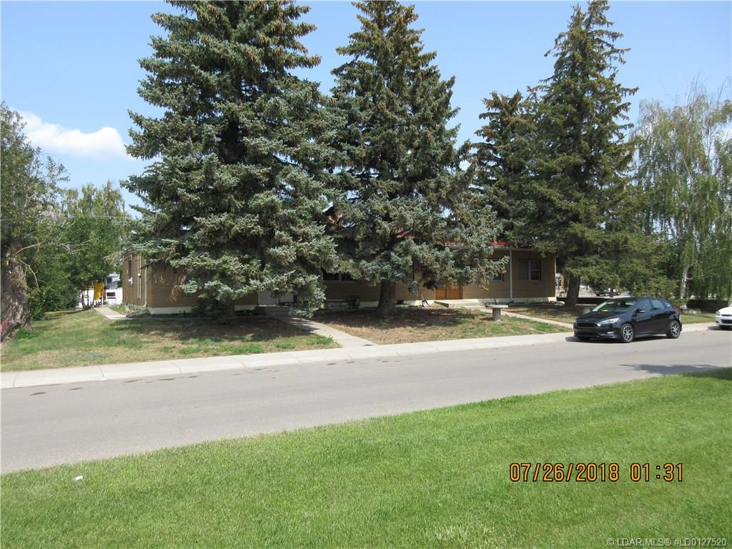 MLS® #LD0127520 - 4927 55 Avenue  in  Taber, Multi-Family Open Houses