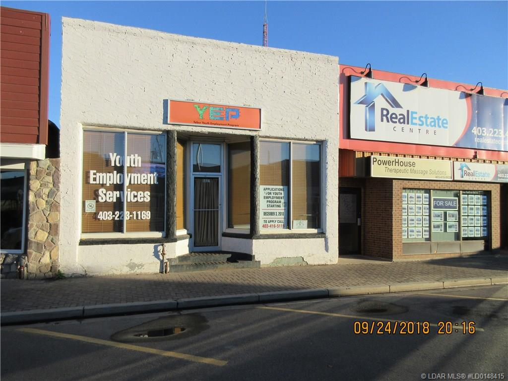 MLS® #LD0148415 - 5327 48 Avenue  in  Taber, Commercial Open Houses