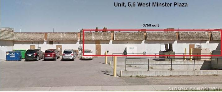 MLS® #LD0168791 - Unit #5-6 425 13 Street N in  Lethbridge, Commercial Open Houses