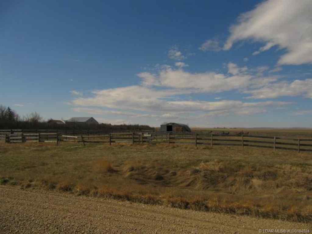 MLS® # LD0184024 - On Range Road 152   in  Coutts, Agri-Business Open Houses