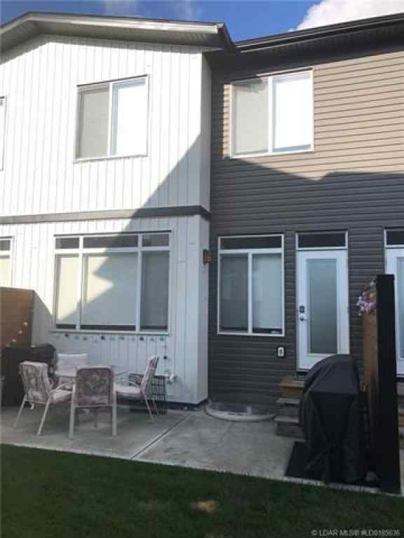 MLS® #LD0185636 - Unit #5 450 Highlands Boulevard W in  Lethbridge, Residential Condo Open Houses