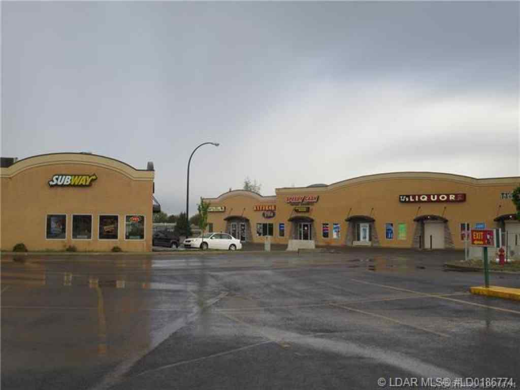 MLS® #LD0186774 - Unit #F 404 Mayor Magrath Drive N in  Lethbridge, Commercial Open Houses
