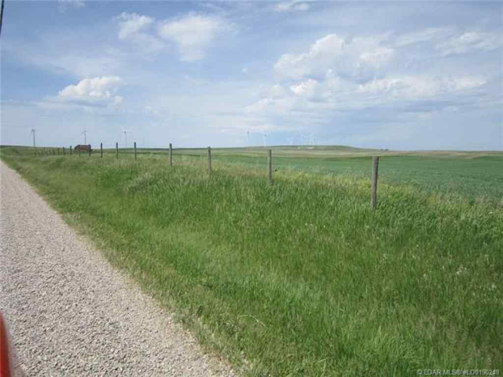 MLS® # LD0190249 - Near Hwy 5 & Range Road 224   in  Magrath, Agri-Business Open Houses