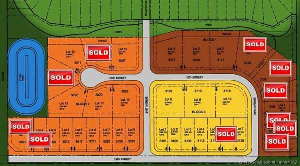 MLS® #LD0191707 - 3118 12 Street  in  Coaldale, Land Open Houses