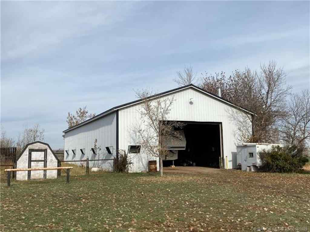 MLS® #SC0181189 - 193046 RR 154   in  Rural Newell, County of, Agri-Business Open Houses