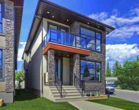 - North Glenmore Park homes