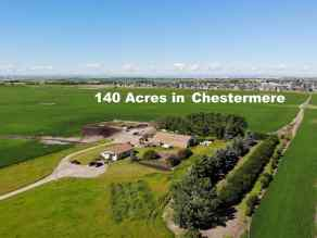 - East Chestermere homes