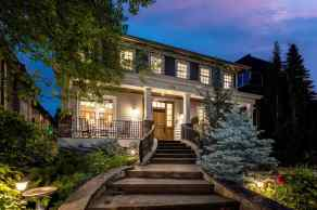 - Elbow Park homes