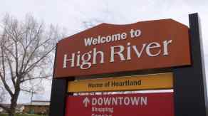 - Downtown High River homes