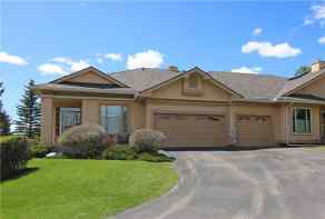 154 Country Club Ln, Rural Rocky View County, Bearspaw_Calg real estate, Attached homes for sale - Bearspaw homes