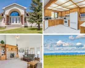 33018 Twp RD 250, Rural Rocky View County, Springbank real estate, Detached homes for sale - Springbank homes