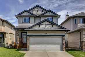 608 Luxstone Ld Sw, Airdrie, Luxstone real estate, Detached homes for sale - Luxstone homes