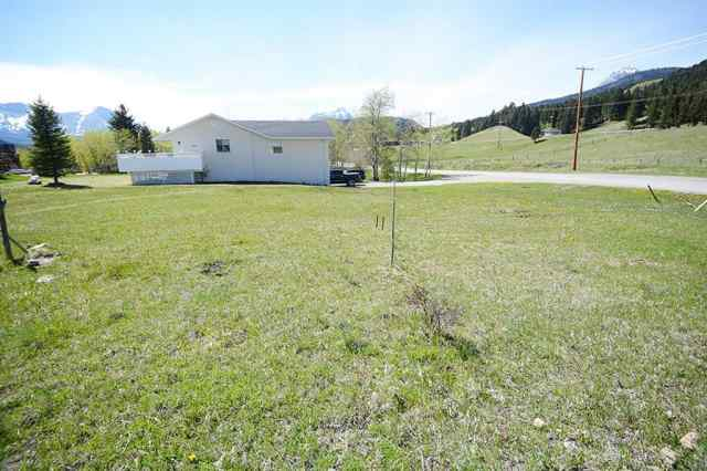 Coleman real estate 8309 27 Avenue in Coleman Rural Crowsnest Pass